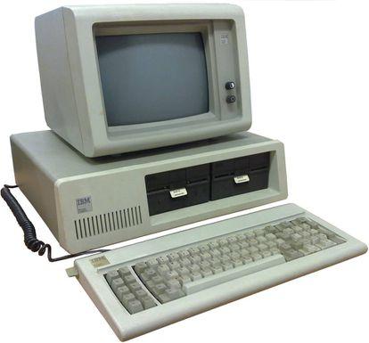 El PC de IBM modelo 5150 cumple 35 años.