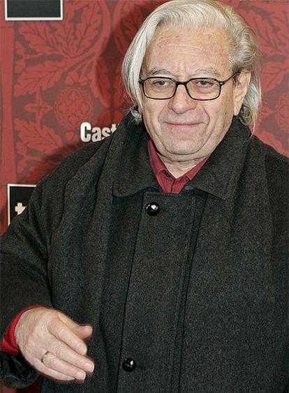 Fotografía de archivo (1/2/07) del realizador Antonio Mercero.