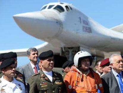 Nos estamos preparando para defender a Venezuela cuando sea necesario , asegura el ministro de Defensa