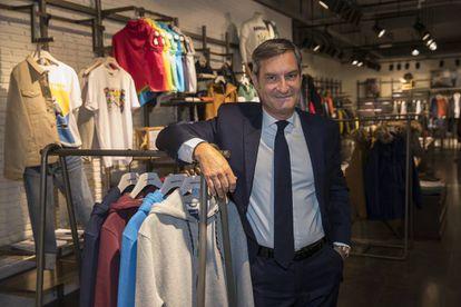 Jaume Miquel, presidente de Tendam