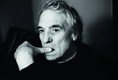 El director de cine Abel Ferrara.