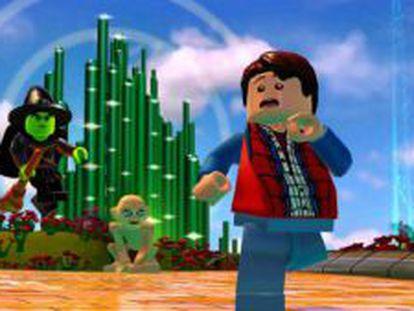 'Lego Dimensions' saldrá al mercado el 27 de septiembre.