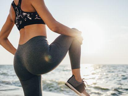 Este tipo de pantalones con efecto térmico son adecuados para hacer deporte al aire libre o en interiores.