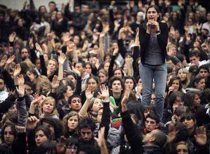 El 58% de los adolescentes declara que ha acudido a manifestaciones para protestar.