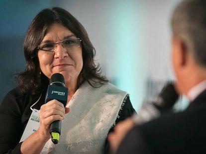 La brasileña Betania Tenure se sienta en dos consejos de administración.