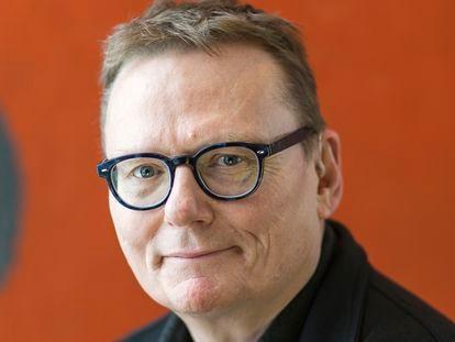 El economista y politólogo británico James A. Robinson, fotografiado en la Universidad de Chicago en febrero de 2018.