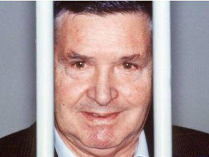 Salvatore 'Totó' Riína, en una foto de archivo.