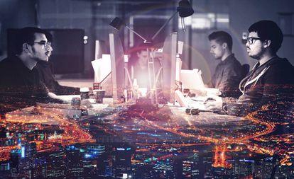 Los algoritmos ayudan tanto a empresas de la nueva economía como tradicionales.