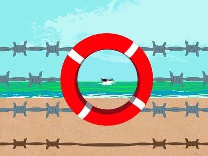 Por una nueva política migratoria en Europa