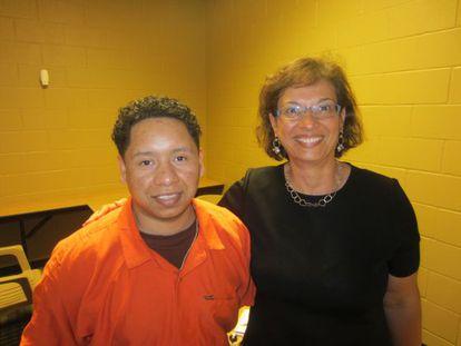 Enrique y Sonia Nazario, en una foto reciente.