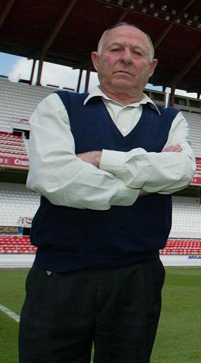 Manuel Ruiz Sosa, en 2006.