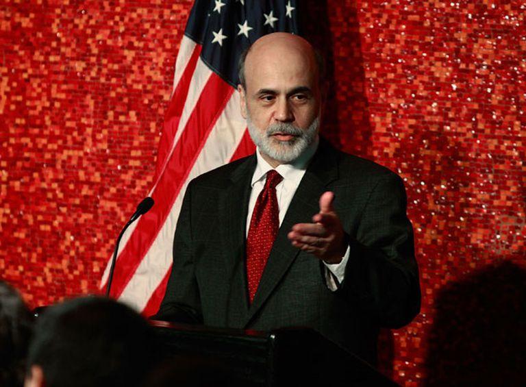 El expresidente de la Reserva Federal, Ben Bernanke, en una foto de archivo.