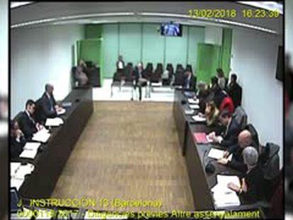 Fragmentos del juicio a Santiago Vidal.