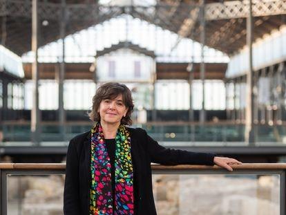 La escritora e investigadora Marta Marín-Dòmine, nueva directora de El Born Centre de Cultura i Memòria de Barcelona.