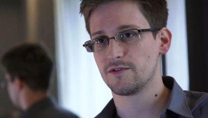 El exanalista Edward Snowden.