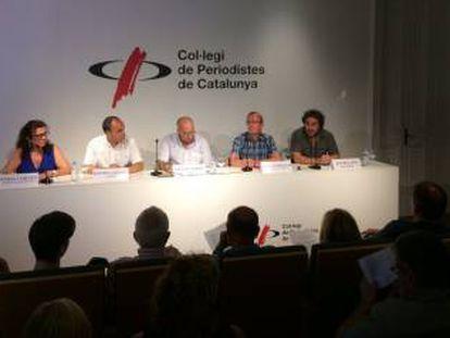 Presentación este lunes en Barcelona la Red de Sindicalistas por la Independencia