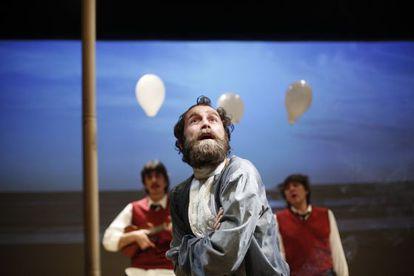 Una escena de 'Tempestad', dirigida por Sergio Peris-Mencheta.