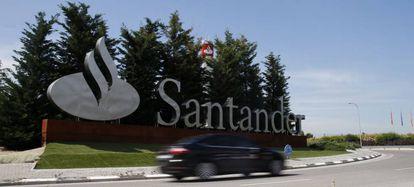 Sede de Santander en Boadilla del Monte de Madrid