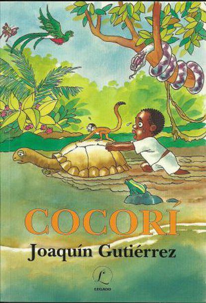 La portada del libro Cocorí.