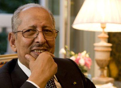 Ould Abdallahi, presidente de Mauritania.