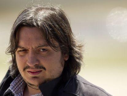 El hijo mayor de Néstor Kirchner y Cristina Fernández, Máximo.