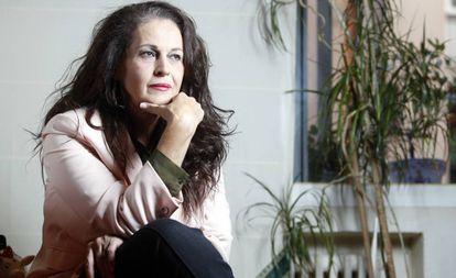 La diputada socialista Carla Antonelli, ayer.