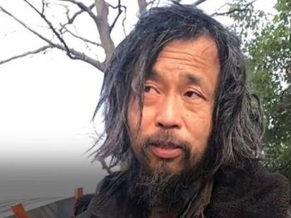 Shen Wei, en una imagen extraída de un vídeo.