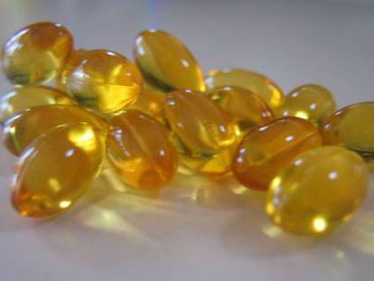 Las cápsulas de omega-3 son el tercer complemento alimenticio más consumido en EE UU.