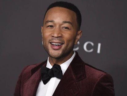 John Legend, en Los Ángeles, el pasado dos de noviembre.