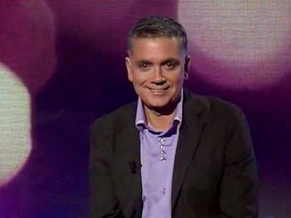 Juan Ramón Lucas en el programa 'En noches como esta', emitido en TVE.