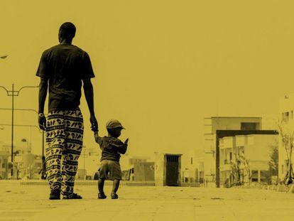 Pese a los avances registrados en África en países como Ruanda o Gambia, en Senegal el permiso de paternidad no existe, ni en la ley ni como objeto de debate o demanda social.