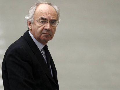 El expresidente del Banco del Vaticano, Ettore Gotti Tedeschi.