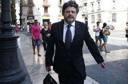 Antoni Castellà llega a la Generalitat.