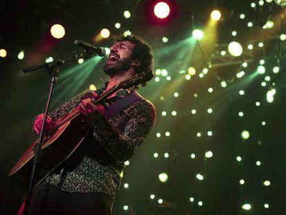 Marwan este 5 de diciembre en La Riviera, en Madrid.