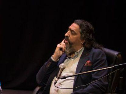 El artista celebra 15 años del disco  Lágrimas negras , grabado junto a Bebo Valdés, con los suscriptores de EL PAÍS