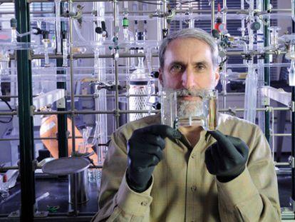 El químico estadounidense Daniel Nocera.