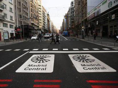 Oposición y ecologistas critican que el plan anticontaminación de Almeida desvirtúa Madrid Central