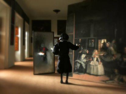Fotograma de 'El cuadro'. En vídeo, tráiler del documental.