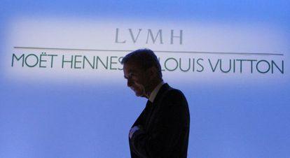 Bernard Arnault es la primera fortuna de Francia.
