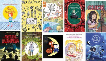 10 libros para no perderse este verano.