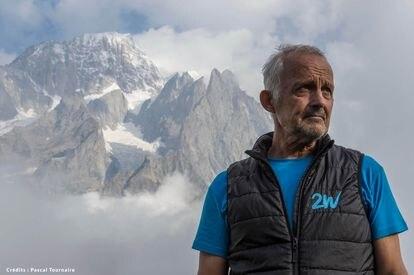 Marc Batard, alpinista francés.
