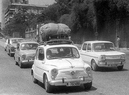 Operación Salida en 1971.