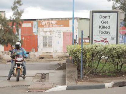 La  app  SafeMotos permite al usuario distinguir a los buenos conductores de los temerarios en Kigali