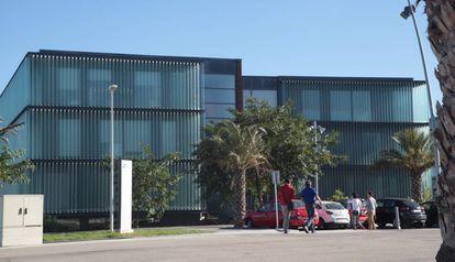 La sede de Cesicat en Reus.