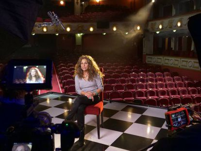 En vídeo, la promoción del especial de Lola Flores de 'Lazos de sangre', en TVE.