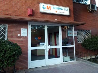 Centro de Salud de San Sebastián de los Reyes al que acudió el fallecido.