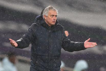 Jose Mourinho, entrenador del Tottenham.