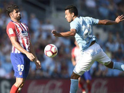 El Celta se enfrenta al Atlético de Madrid en la jornada 3 de la Liga Santander