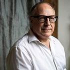 9/06/2021 -El escritor, profesor y filósofo tunecino,   Pierre Lévy fotografiado en su cabaña en Ottawa, Canadá - ©Justin Tang (Contacto)