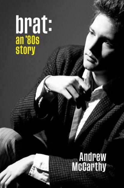 Portada de 'Brad: an 80's story', de Andrew McCarthy.